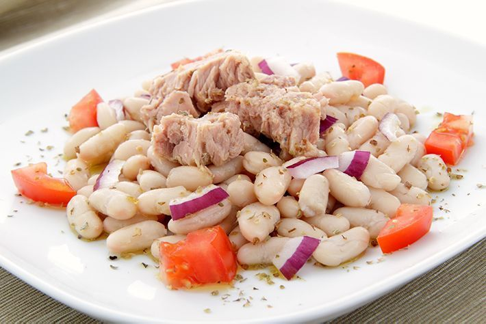 Simple-Cannellini-Bean-and-Tuna-Salad