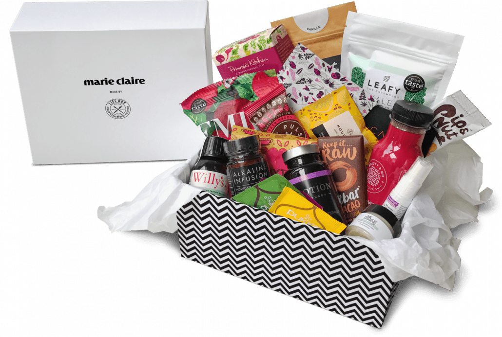 marie claire made by life box