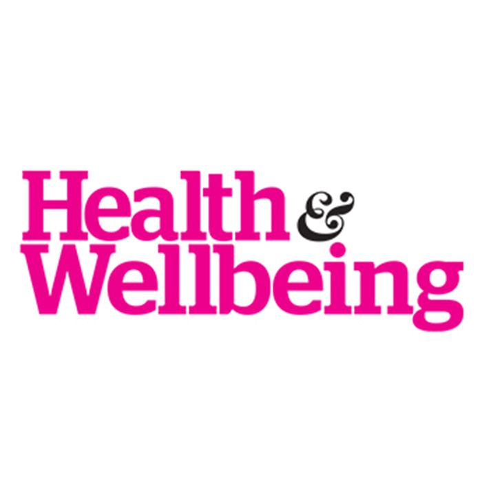 health and wellbeing logo