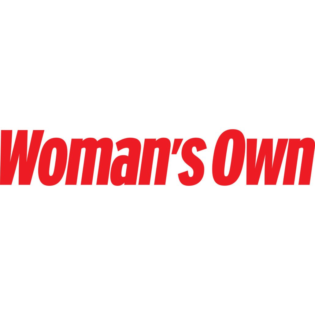 Woman's own logo