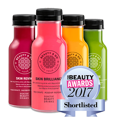 beauty & Go shortlisted in the beauty awards 2017